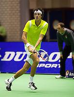 16-12-11, Netherlands, Rotterdam, Topsportcentrum, Robin Haase