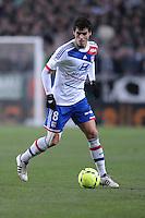 Yoann Gourcuff (lyon) .Football Calcio 2012/2013.Ligue 1 Francia.Foto Panoramic / Insidefoto .ITALY ONLY