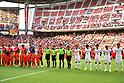Soccer: 2018 J1 League: Nagoya Grampus 0-0 Sanfrecce Hiroshima
