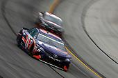 2017 Monster Energy NASCAR Cup Series - Fold of Honor QuikTrip 500<br /> Atlanta Motor Speedway, Hampton, GA USA<br /> Sunday 5 March 2017<br /> Denny Hamlin, FedEx Ground Toyota Camry<br /> World Copyright: Matthew T. Thacker/LAT Images<br /> ref: Digital Image 17ATL1mt1720