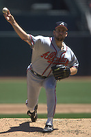 John Smoltz. Atlanta Braves vs San Francisco Giants. San Francisco, CA 7/20/2005 MANDATORY CREDIT: Brad Mangin