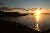 Reef Bay Sunrise.Virgin Islands National Park.St. John.U.S. Virgin Islands