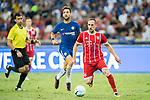 Bayern Munich Midfielder Franck Ribery in action during the International Champions Cup match between Chelsea FC and FC Bayern Munich at National Stadium on July 25, 2017 in Singapore. Photo by Weixiang Lim / Power Sport Images