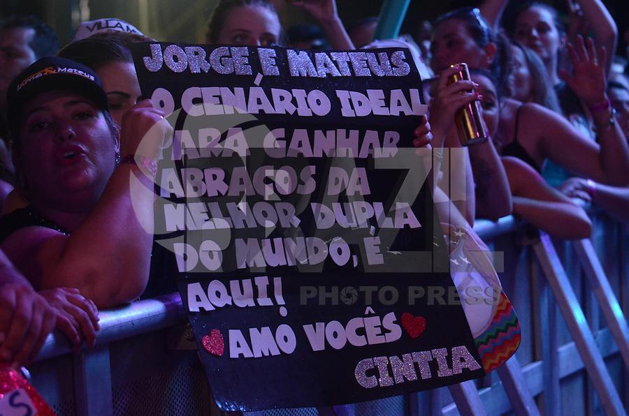 PENHA, SC, 29.12.2016 - FESTIVAL-SP  - Movimentação durante o Festival Villa Mix no parque Beto Carrero World na cidade de Penha nesta quinta-feira, 29. (Foto: Eduardo Martins/Brazil Photo Press)