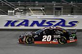 #20: Erik Jones, Joe Gibbs Racing, Reser's Fine Foods Toyota Camry