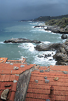 - the small ancient village of Tellaro and  La Spezia gulf....- il piccolo paese antico di Tellaro e il golfo di la Spezia