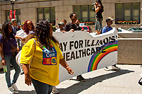 Illinois Health Care Covenant Chicago Temple Chicago Illinois July 18th, 2017