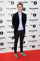 Matt Edmondson<br /> arriving for the Radio 1 Teen Awards 2018 at Wembley Stadium, London<br /> <br /> ©Ash Knotek  D3454  21/10/2018