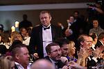 © Joel Goodman - 07973 332324 . 02/03/2017 . Manchester , UK . Pro Bono/Community Initiative Award Winner , University of Manchester School of Law Advice Centre . The Manchester Legal Awards at the Midland Hotel . Photo credit : Joel Goodman