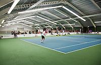 20-01-13, Tennis, Rotterdam, Wildcard for qualification ABNAMROWTT,