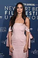 Roxie Nofusi<br /> arriving for the Newport Beach Film Festival UK Honours 2020, London.<br /> <br /> ©Ash Knotek  D3551 29/01/2020