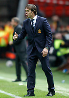 Spain's coach Julen Lopetegui during FIFA World Cup 2018 Qualifying Round match. March 24,2017.(ALTERPHOTOS/Acero) /NortePhoto.com