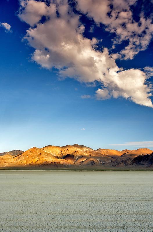 Alkali flats of Black Rock Desert National Conservation Area. Nevada