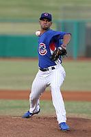 Lendy Castillo - 2012 AZL Cubs (Bill Mitchell)