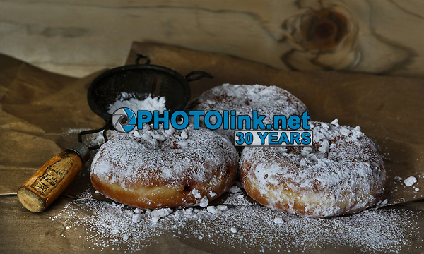 3 Sugared Donuts<br /> TableTopPhotoShop.com<br /> The Passionate Pursuit of Rustic Photography<br /> Photographed by Adam Scull