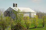 Barn in Spring, Route 641, Cumberland County, PA.