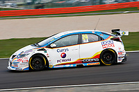 2020 British Touring Car Championship Media day. #24 Jake Hill. MB Motorsport accelerated by Blue Square. Honda Civic Type R.