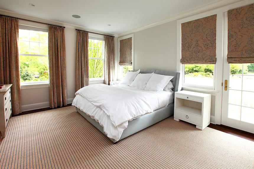 Modern classic bedroom