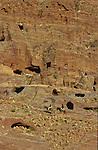 . Nabatean tomb. Middle East. Jordan. Petra