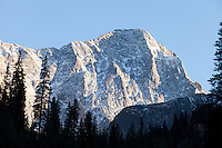 Capitol Peak in late afternoon