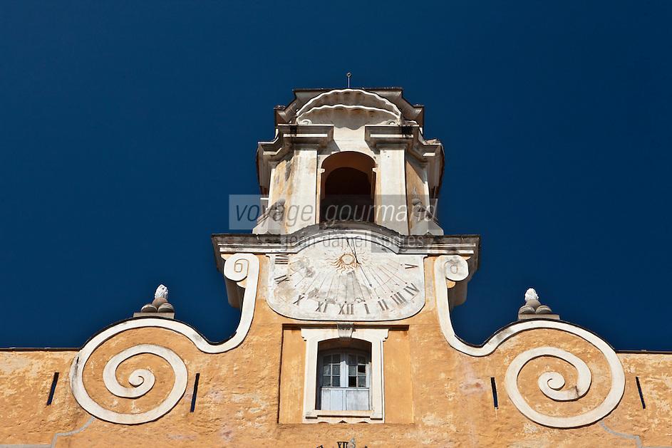 Europe/France/Corse/2B/Haute-Corse/Cap Corse/Nebbio/Bastia: Ancien Palais des Gouverneurs, Palais des Nobles - Musée d'Histoire de Bastia