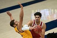 Stanford Basketball M v University of California-Berkeley, February 04, 2021