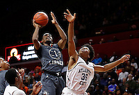 2016 NJSIAA Group 4 Boys Basketball State Championship Final:  Linden Tigers vs Atlantic City Vikings at the Rutgers Athletic Center, Piscataway, NJ, Sunday, March 13, 2016. Linden defeated Atlantic City by the score of 54 - 45.