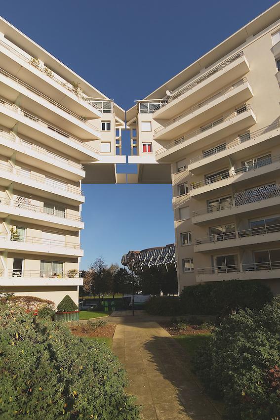 1993 - Architectes AUSIA : Benoit, Saab, Theys, Verbiest