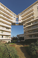 1993 - Architectes AUSIA : Benoit, Saab, Theys, Verbiest