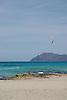 Kite surfer at the beach in Son Serra de Marina<br /> <br /> Kite surfer en la playa de Son Serra de Marina<br /> <br /> Kite-Sufer am Strand von Son Serra de Marina<br /> <br /> 3779 x 2513 px
