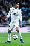Carlos Henrique Casemiro of Real Madrid during King's Cup 2018-2019 match between Real Madrid and CD Leganes at Santiago Bernabeu Stadium in Madrid, Spain. January 09, 2019. (ALTERPHOTOS/Borja B.Hojas)
