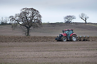 11/12/2020 Ploughing in Lincolnshire<br /> ©Tim Scrivener Photographer 07850 303986<br />      ....Covering Agriculture In The UK....