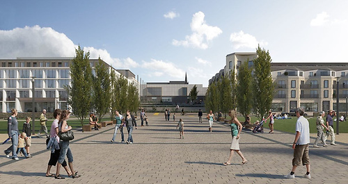 Queen's Parade regeneration
