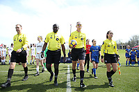2018 DA Spring Showcase Referees, April 6, 2018