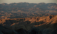 Carizzo Badlands.