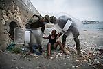 Thousands Of African Migrants Enter Ceuta