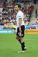 Mats Hummels (D) - EM 2016: Deutschland vs. Polen, Gruppe C, 2. Spieltag, Stade de France, Saint Denis, Paris