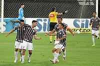 Rio de Janeiro (RJ), 31/01/2021 - Fluminense-Goiás - Martinelli jogador do Fluminense comemora seu gol,durante partida contra o Goiás,válida pela 33ª rodada do Campeonato Brasileiro,realizada no Estádio Nilton Santos (Engenhão), na zona norte do Rio de Janeiro,neste domingo (31).