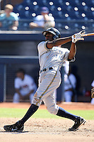 Lorenzo Cain - Peoria Javelinas, 2009 Arizona Fall League.Photo by:  Bill Mitchell/Four Seam Images..