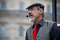 Roger Lloyd-Pack, English actor - 2011<br />