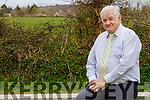 Richard Hartnett at home in Castleisland