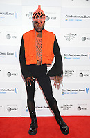 """NEW YORK, NEW YORK - June 10:  Ayodeji Otuyelu attends the 2012 Tribeca Festival World Premiere of """"""""The Legend Of The Underground"""" on June 10, 2019 at Brookfield Place in New York   City. <br /> Photo Credit: George Napolitano /MediaPunch"""