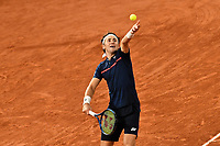 2nd October 2020, Roland Garros, Paris, France; French Open tennis, Roland Garros 2020; Tennis - Roland Garros  2020 - Ruud - (Nor)