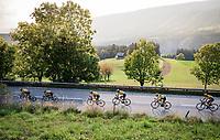 Team Jumbo-Visma leading the way<br /> <br /> Stage 16 from La Tour-du-Pin to Villard-de-Lans (164km)<br /> <br /> 107th Tour de France 2020 (2.UWT)<br /> (the 'postponed edition' held in september)<br /> <br /> ©kramon