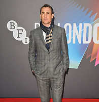 """Tobias Menzies at the 65th BFI London Film Festival """"Belfast"""" American Airlines gala, Royal Festival Hall, Belvedere Road, on Tuesday 12th October 2021, in London, England, UK.  <br /> CAP/CAN<br /> ©CAN/Capital Pictures"""