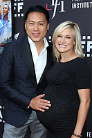LOS ANGELES - JUN 4:  Jon M Chu, Kristin Hodge at the In The Heights Screening -  LALIFF at the TCL Chinese Theater on June 4, 2021 in Los Angeles, CA