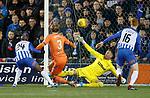 09.02.2019 Kilmarnock v Rangers: Allan McGregor saves