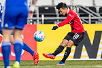 Ulsan Hyundai FC (KOR) vs Muangthong United (THA) during the AFC Champions League 2017 Group E match at the Ulsan Munsu Football Stadium on 14 March 2017 in Ulsan, South Korea. Photo by Chung Yan Man / Power Sport Images