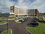 Fairfield Medical Center Inpatient Surgery Tower Aerial Photography | Design Group