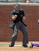 Umpires at the 2011 NCAA Regional Baseball (Click on the thumbnails below to purchase)